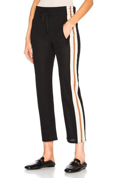 Dobbs Sporty Knit Track Pants
