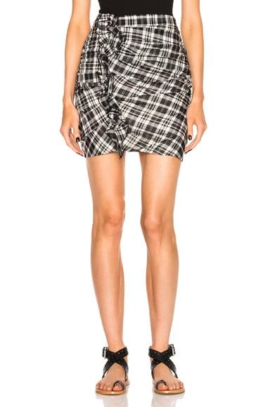 Wilma Chic Check Skirt