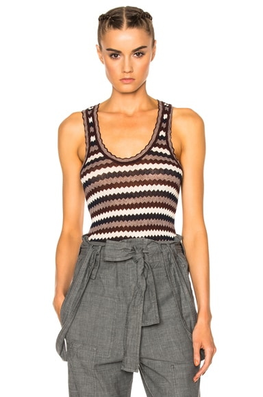 Amory Thin Strips Tank