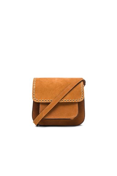 Mela Eyelet Bag