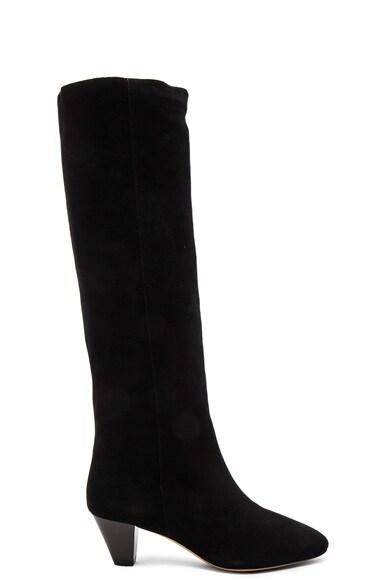 Robby New Velvet Boots
