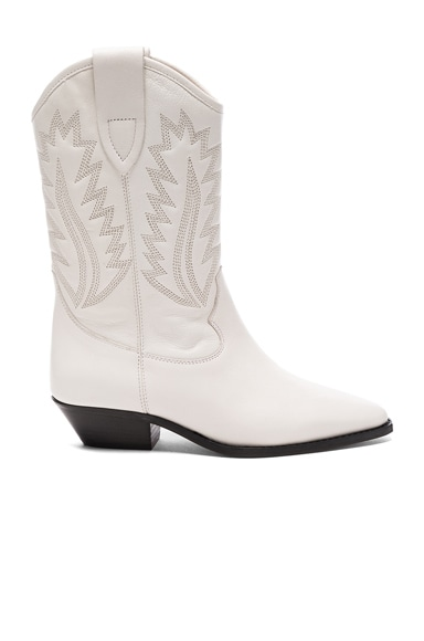 Leather Dallin Boots