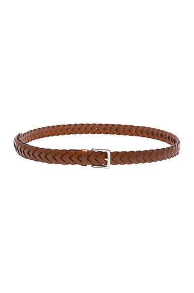 Donna Braided Belt