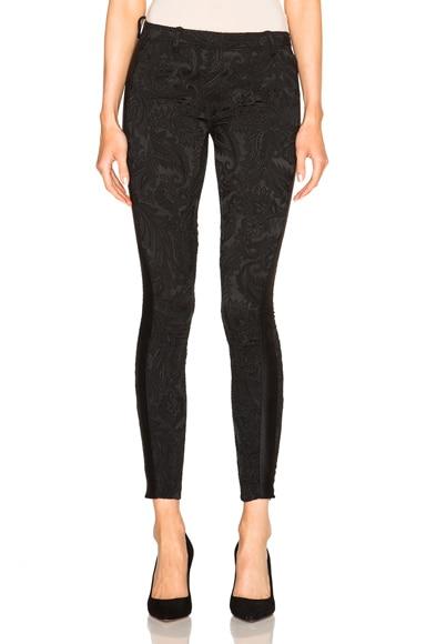 Brocade Legging Pants