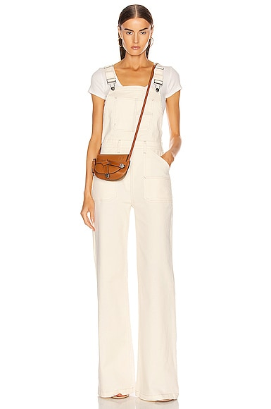 Carpenter Color Jumpsuit