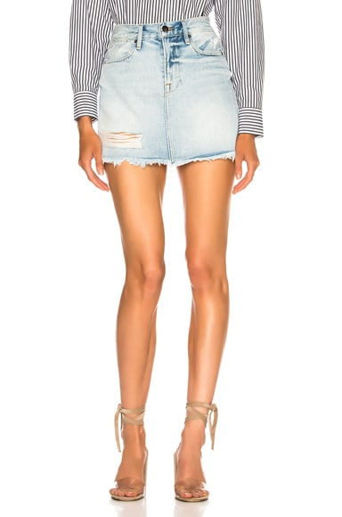 Rigid Re Release Mini Skirt