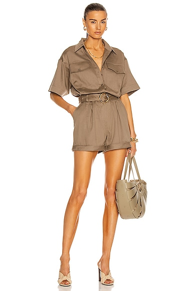 Frame Playsuits ARIE ROMPER