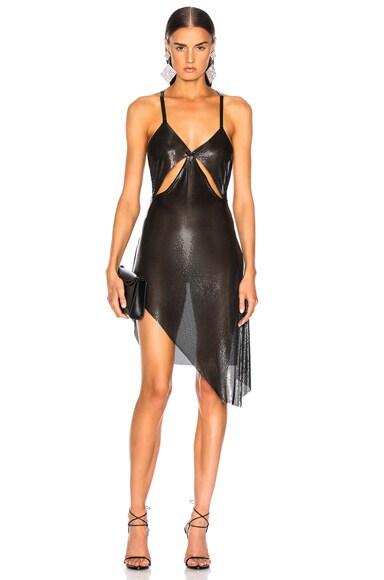 Metal Mesh Dress