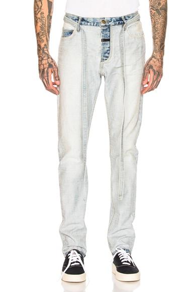 Inside Out Slim Jean