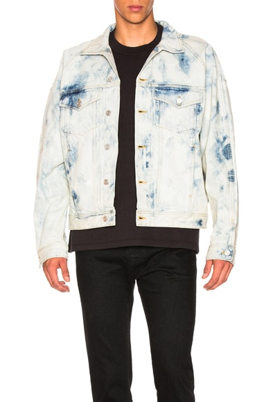 Inverted Holy Water Trucker Jacket