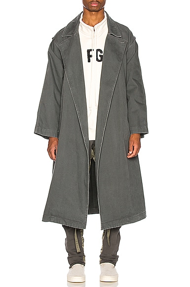 Canvas Trenchcoat