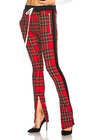 Tartan Trouser Pants