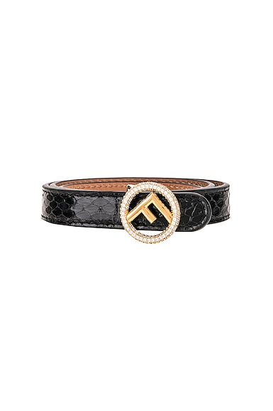 Small Logo Belt