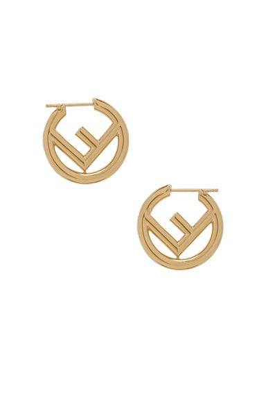 FF Mismatched Hoop Earrings