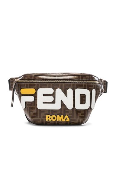 Fendi Mania Logo Fanny Pack