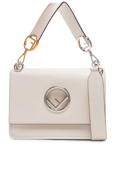 Logo Flap Bag
