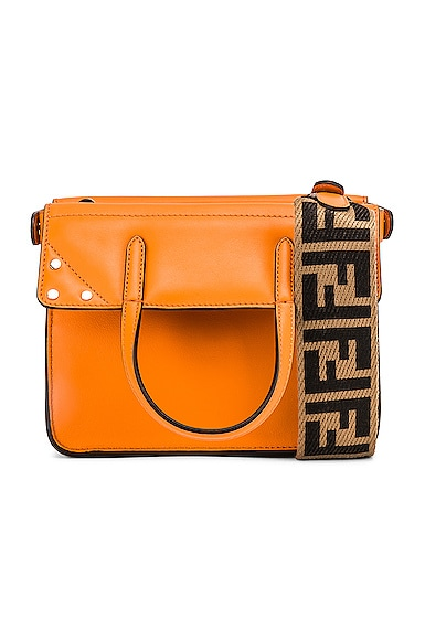 Mini Flip Crossbody Bag