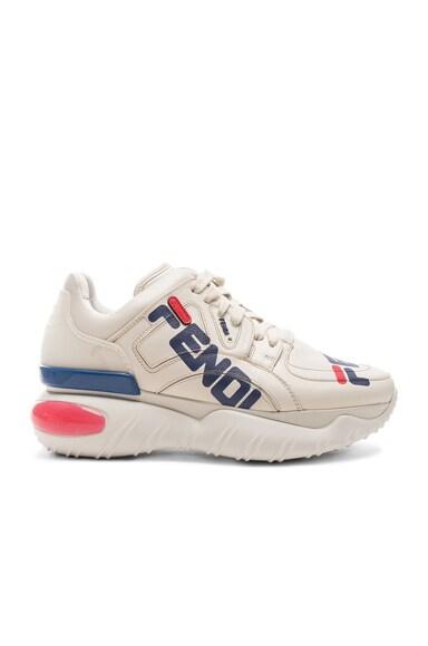 x FILA Logo Sneakers