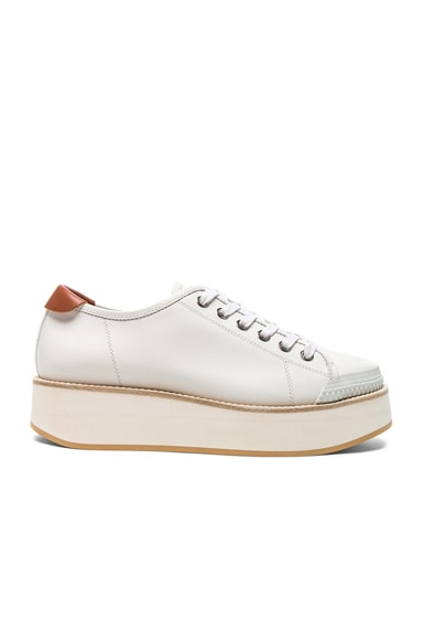 Leather Tatum Sneakers