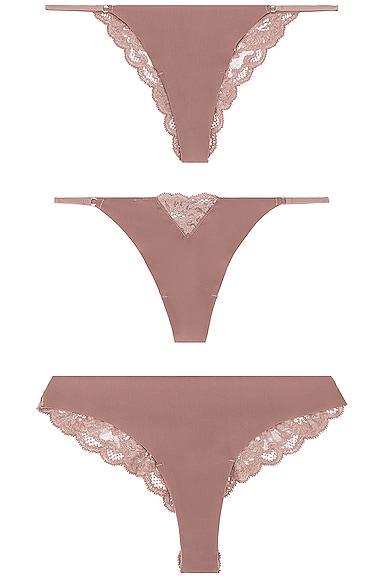 Seamless Panty Set