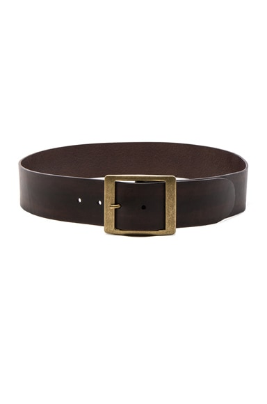 Denim Le Heritage Belt