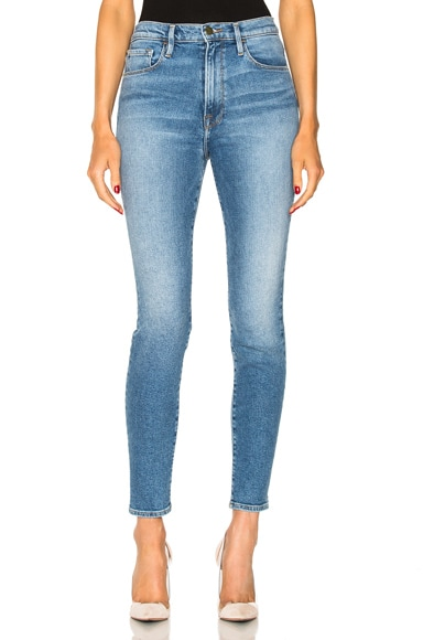 Denim Ali High Rise Skinny