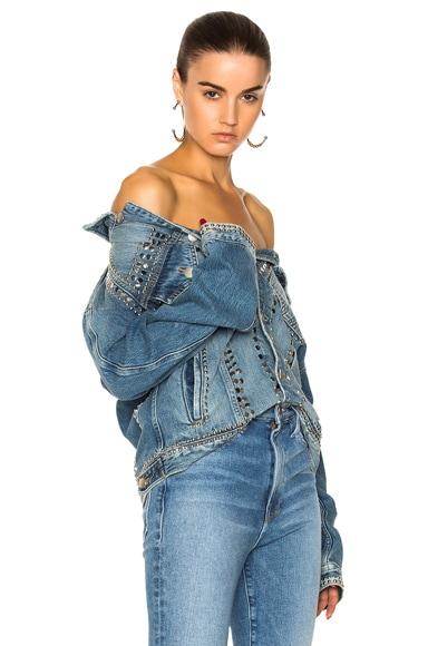 Le Studded Jacket