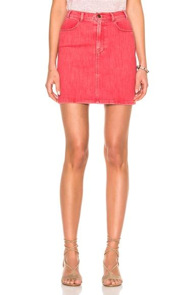 Le Color Pencil Skirt