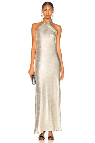 Metallic Pandora Dress