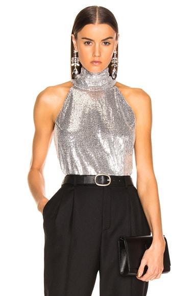 Galaxy Sash Neck Tunic Top