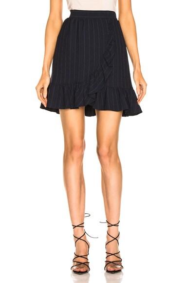 Heavy Crepe Skirt