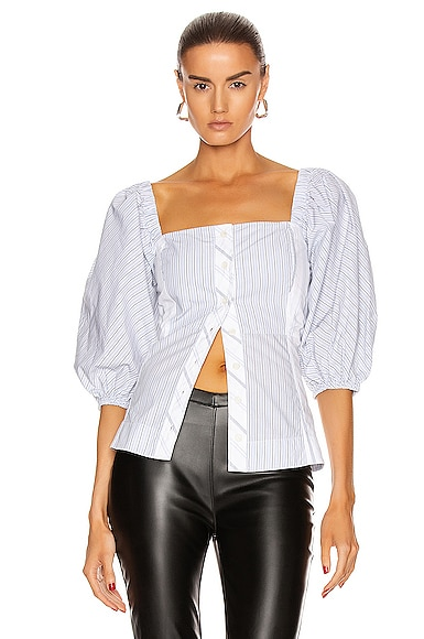 Shirting Cotton Top