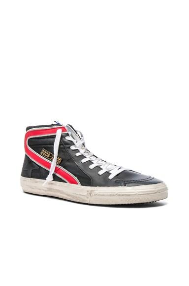 Nylon Slide Sneakers