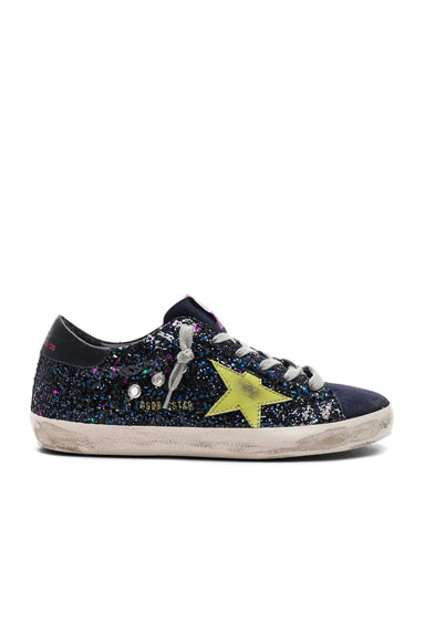 Glitter Superstar Sneakers