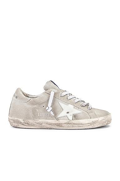 Suede Superstar Sneaker
