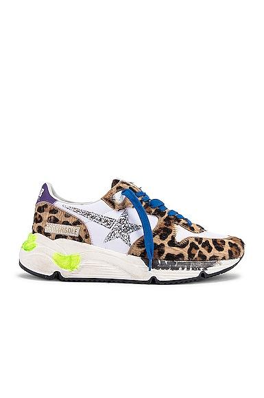 Running Sole Sneaker