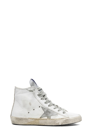 Francy Leather Sneakers