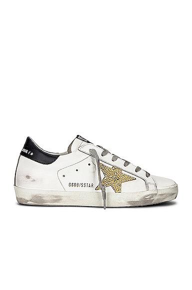 Golden Goose Superstar Sneaker in Pink