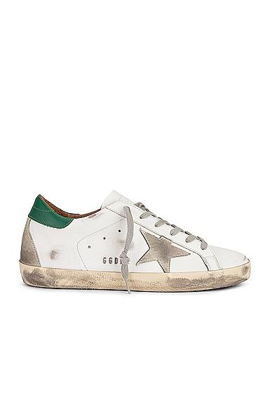 Golden Goose Super Star Sneaker in White