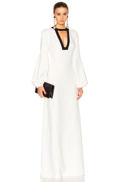 Cady Column Gown