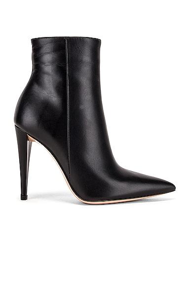 Scarlet Ankle Heel Booties
