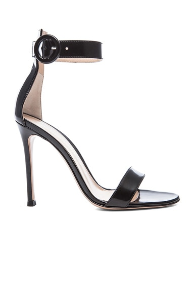 Patent Portofino Heels