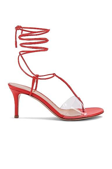 Plexi Strappy Sandals