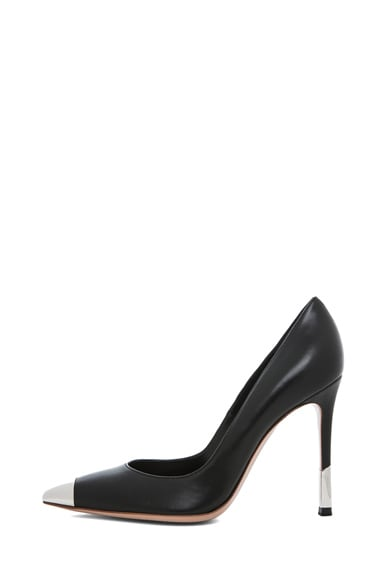 Gianvito Nappa Leather Pumps