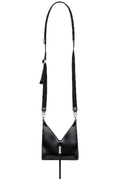 Givenchy Mini Cut Out Bag in Black | FWRD