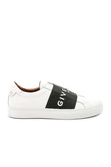 Elastic Sneakers