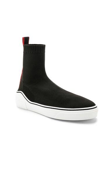 George V Mid Sock Sneakers