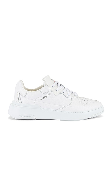 Wing Low Top Sneaker