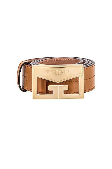 Mystic Leather Belt