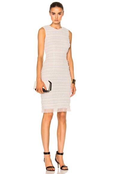 Sleeveless Tulle Dress